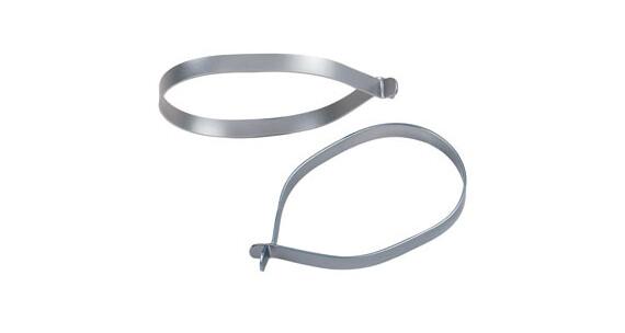 Proline Hosen-Clip silber